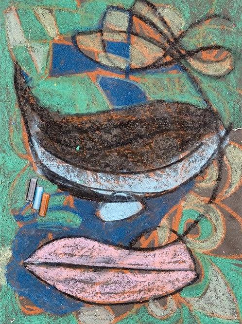 Abstarct Acrylic Art - Untitled 3