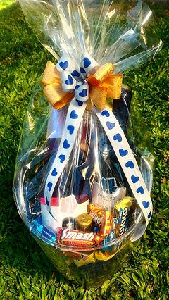 Kit produtos Bennato e chocolates