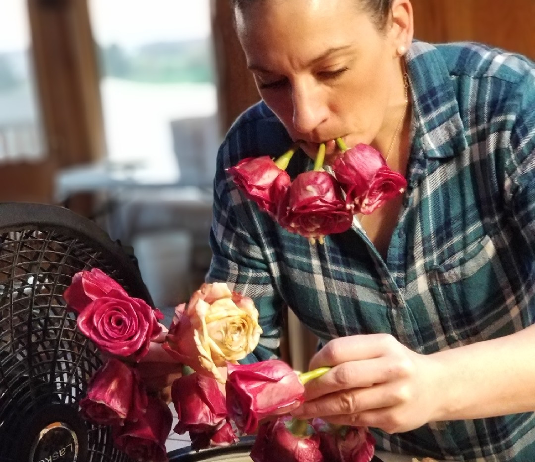 Immortal Gifts-Dipping Flowers 1.JPG
