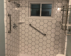 Tub Safety Conversion for Accessability
