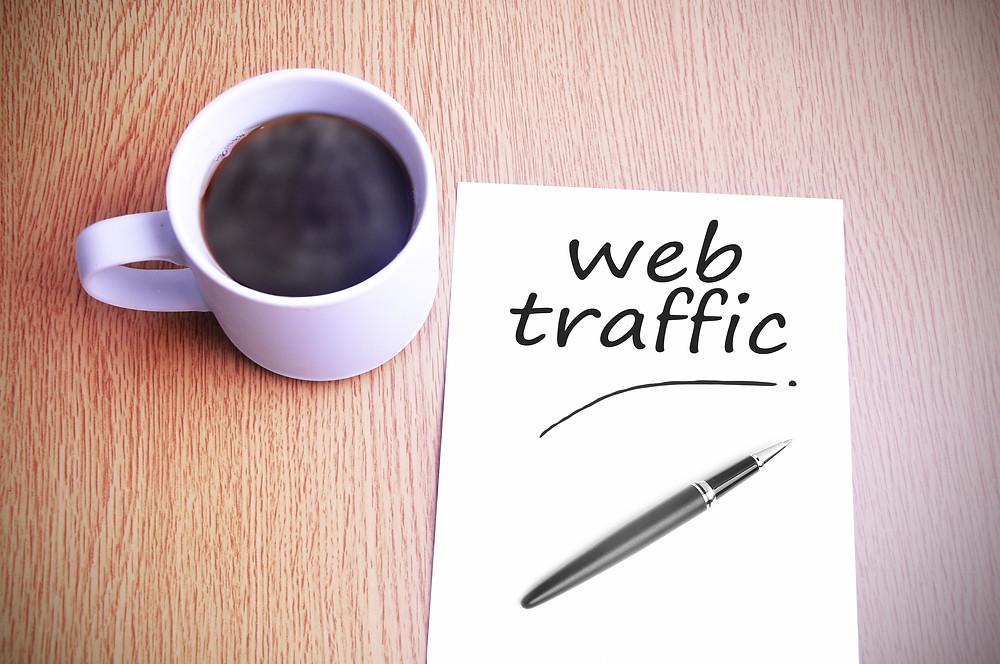 website trafic conversion techniques