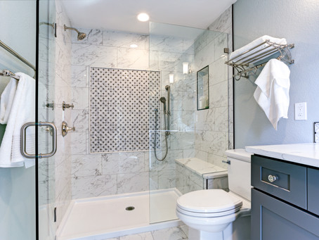 Five Bathroom Designs Trends for 2021