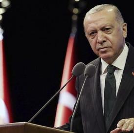 Ερντογάν: Οι Έλληνες θα πάρουν την απάντηση που τους αξίζει