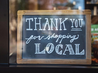 Στηρίζουμε τις μικρές τοπικές επιχειρήσεις !
