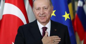 Ερντογάν σε Μισέλ: Μαζέψτε τον Μακρόν για να βρούμε λύση με την Ελλάδα