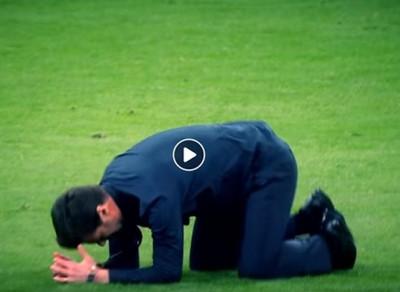 To ανατριχιαστικό video της Cosmote TV για το Άγιαξ - Τότεναμ! (vid)
