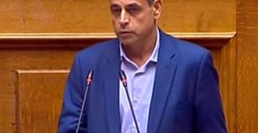 Ν. Σαντορινιός: Να κρύψει τις τραγικές καθυστερήσεις στην εφαρμογή του ΜΙ, προσπαθεί το Υπουργείο
