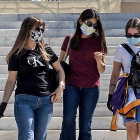 «Καλπάζει» ο ιός στην Αττική: Όλα κρίνονται τις επόμενες 10 ημέρες