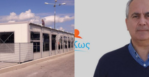 Δ. ΣΑΡΑΝΤΗΣ: Η απερχόμενη δημοτική αρχή εγκατέλειψε το λιμάνι