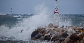 Απότομη μεταβολή του καιρού: Πτώση θερμοκρασίας, θυελλώδεις άνεμοι και πιθανότητα Μεσογειακού κυκλών
