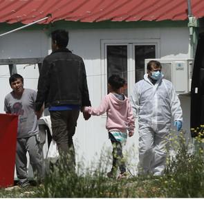 Κορονοϊός: Πρώτος θάνατος από δομή φιλοξενίας προσφύγων – Κατέληξε 61χρονος