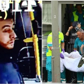 Τρομοκρατική επίθεση στην Ουτρέχτη
