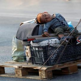 Η φωτογραφία του Reuters από τη Λέσβο που έγινε viral