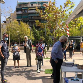 Συναγερμός στον Άγιο Παντελεήμονα: 20 νέα κρούσματα στην πλατεία
