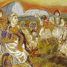 ΣΑΝ ΣΗΜΕΡΑ: Ο Λόγος του Κολοκοτρώνη στην Πνύκα.