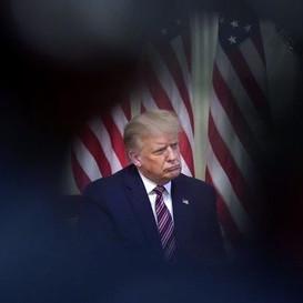 Τραμπ: Νέα σύγχυση για την υγεία του - Ισχυρά φάρμακα αλλά εξιτήριο