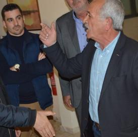 """Γιώργος Κοκκαλάκης """"Είμαι στη διάθεση του κ. Νικηταρά"""""""