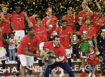 Euroleague: Ο τίτλος στην ΤΣΣΚΑ - Ρεκόρ για τον Ιτούδη