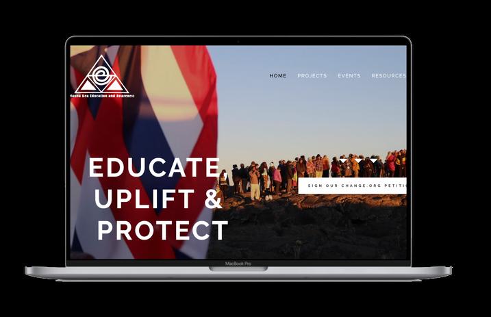 Mauna Kea Education and Awareness