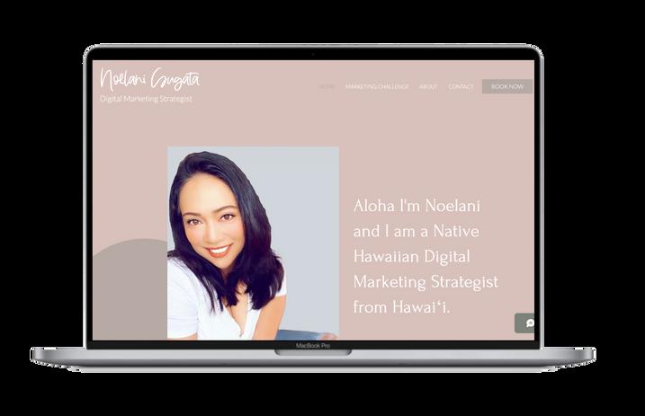Noelani Sugata Social Media Marketer