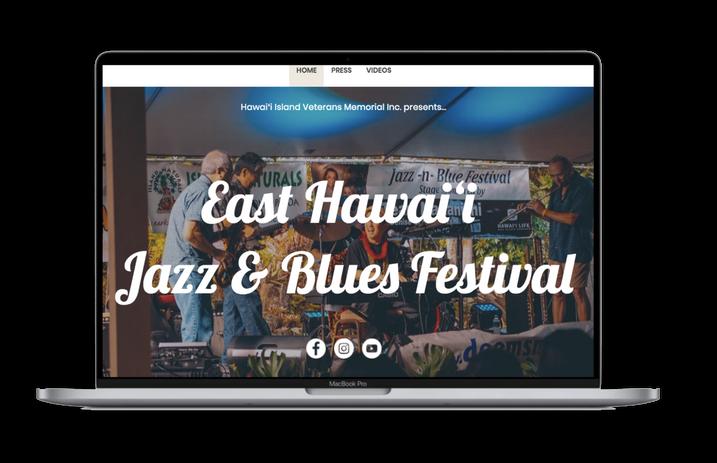 East Hawaii Jazz and Blues Festival