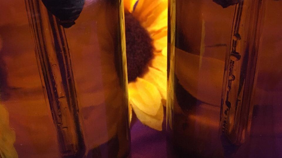 Indulgence GLOW bath, body, and massage oil