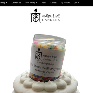 Madison & Bell Candles