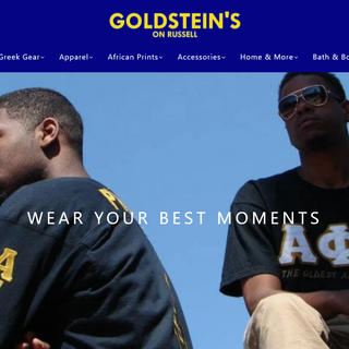 Goldstein's on Russell