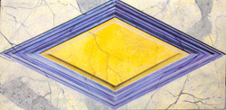 Marble with Trompe L'oeil Details