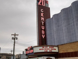 Holiday at 20th Century Theater!