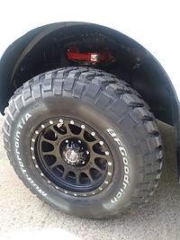 Ford Ranger Ağır Hizmet Tipi Salıncak Uygulaması