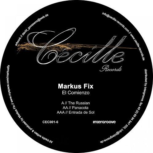 Markus Fix -  El Comienzo [CEC001]