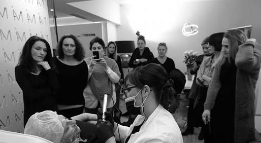 Missbloom.gr | Βρεθήκαμε στο πιο cool beauty event και είδαμε live την πιο εξελιγμένη μέθοδο lifting