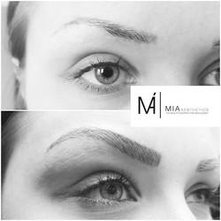 Wünschen Sie sich auch wunderschöne Augenbrauen _ ❤❤❤❤ _ WE LOVE EYEBROWS IN PERFECTION_ _MIA#Black