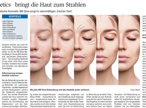 MIA Aesthetics bringt die Haut zum Strahlen mit BB Glow