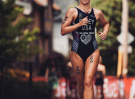 Improve your run off the bike for Triathlon