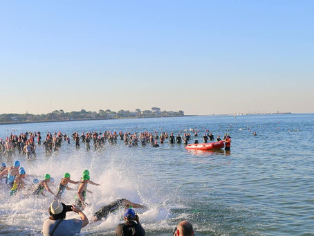 Swimming for Triathlon - Fast 50's