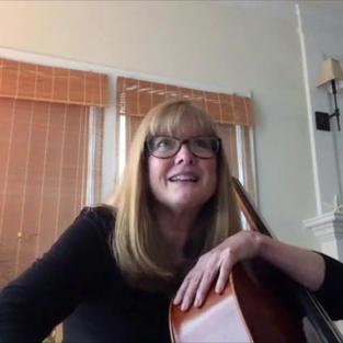 Cathie Pritchard, Cello