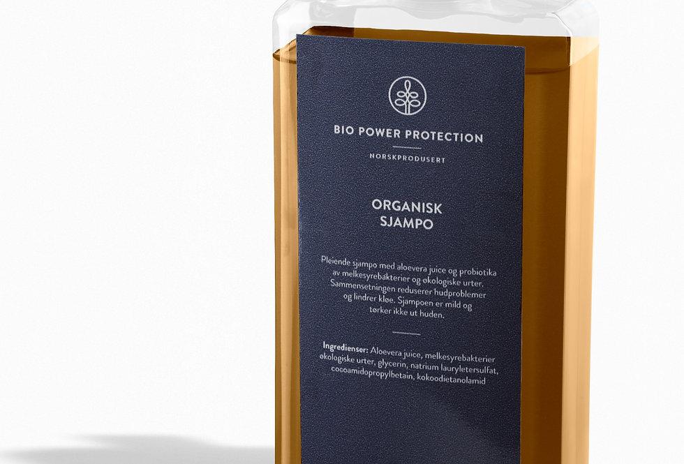 Probiotika Aloe Vera Sjampo