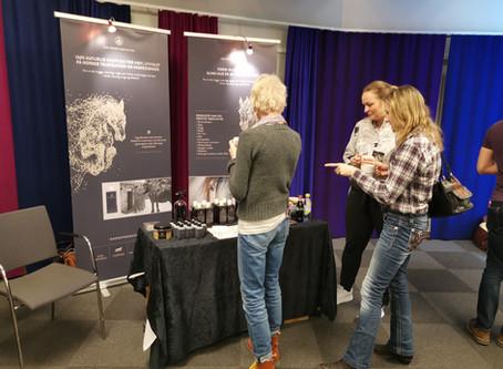 Nordic Horsecare var tilstede på seminaret til Dr.Baddaky i Stockholm