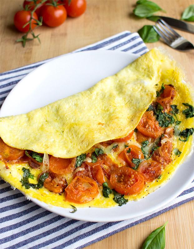 Omelette Running Plan