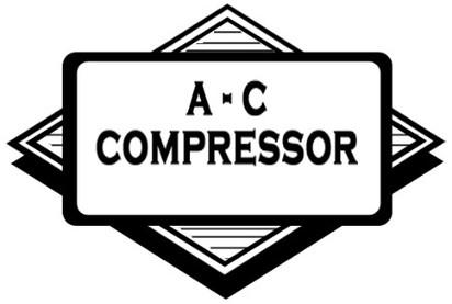 A-C COMPRESSOR
