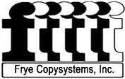 FRYE COPYSYSTEMS