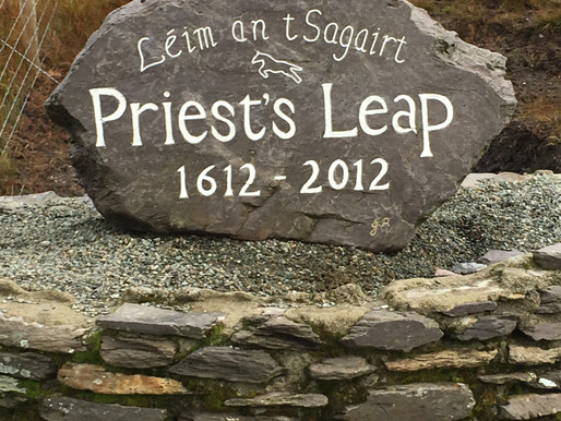The Priest's Leap