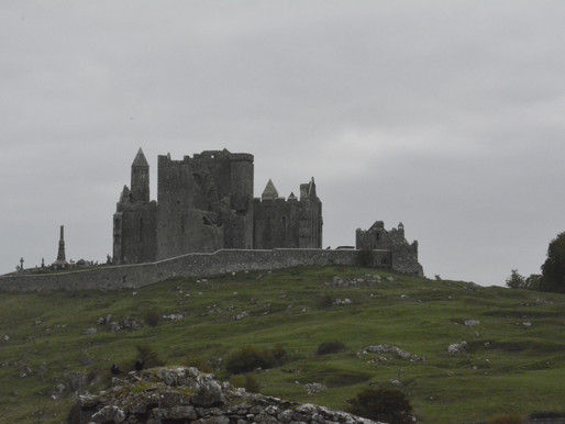 Rock of Cashel and Hore Abbey