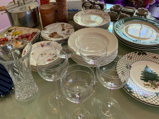 Great Kitchen and Dining Thrift Store Finds
