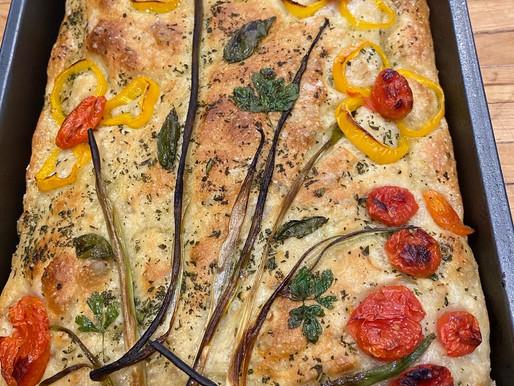 The Art of Focaccia Bread
