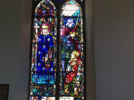 Harry Clarke Stained Glass Windows