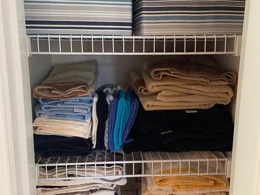 Linen Closet Magic
