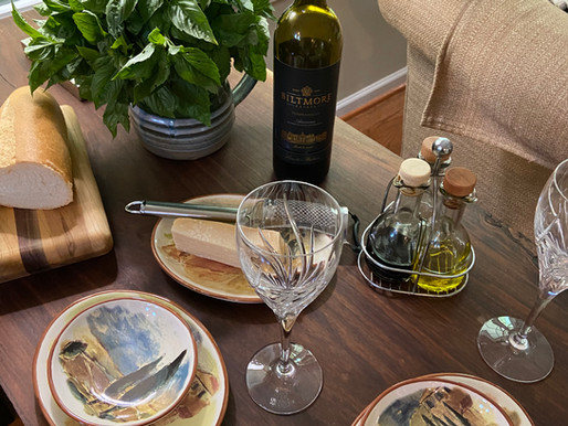 A Tuscan Appetizer Vignette